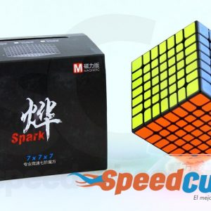Cubo De Rubik 7x7 Spark Magnético