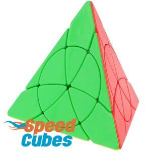 Cubo De Rubik YJ Petal Pyraminx Colored