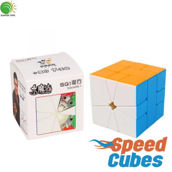 Cubo De Rubi|k Yuxin Square-1 Magnético