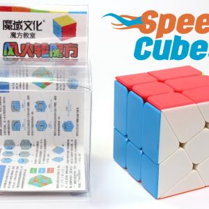 Cubo Rubik 3x3 Windmill MF Colored