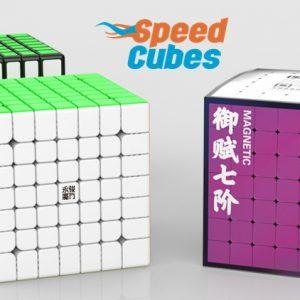 Cubo Rubik 7x7 Yufu YJ Magnético