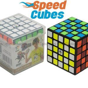 yuxin 5x5 Base negra cubo rubik