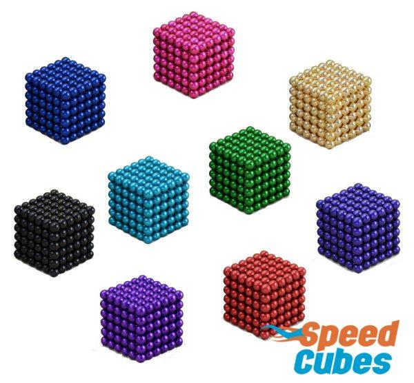Cubo Rubik de imanes